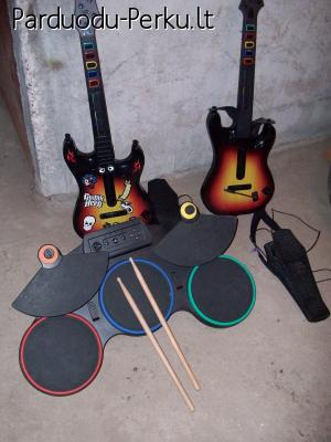 Playstation gitaros