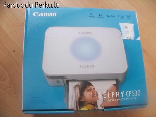 Foto spausdintuvas Canon SELPHY CP530