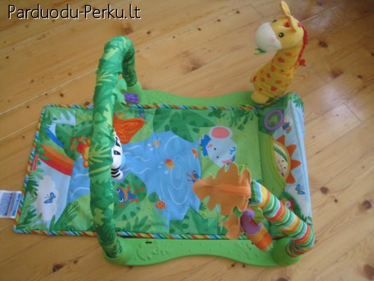 Lavinimo kilimelis Fisher Price