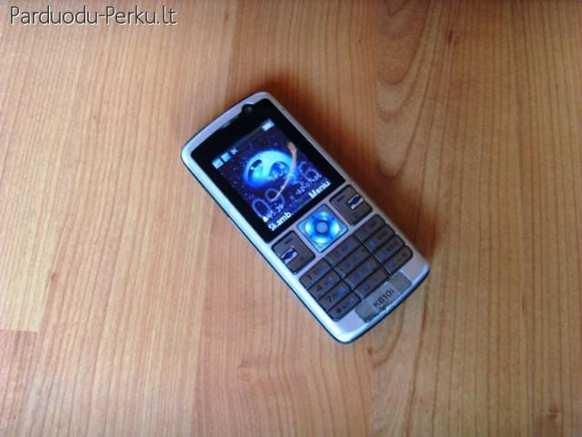 Sony Ericsson K610i su 3G, Bluetooth, 2.0 MP, atminties kort