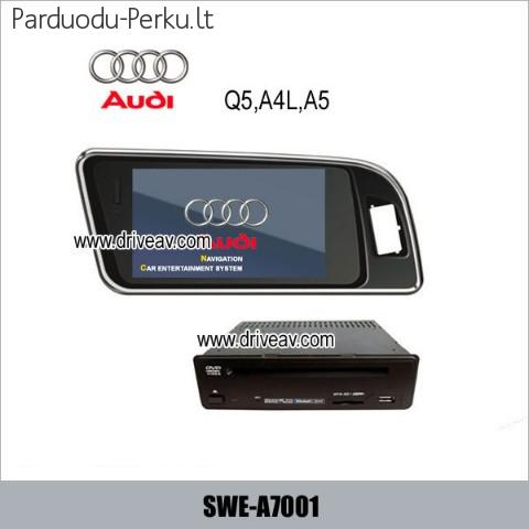Audi A6 A8 Q7 OEM stereo TV IPOD Bluetooth radio DVD Player