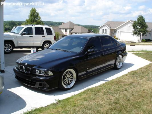 Bmw e39 M5 buferis