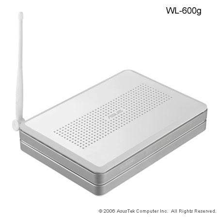 ASUS DSL Wireless routeris