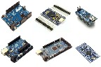 Arduino Boards, Shields and Modules
