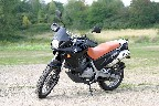 BMW F 650, Enduro. 1998 m.