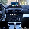 BMW X3 Capacitive screen car computer radio pure