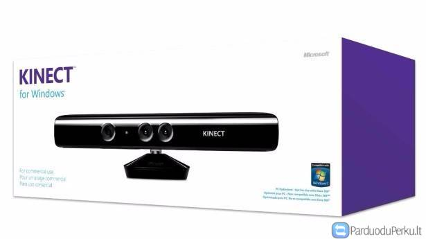 Naujas Cinect for Windows (PARDUOTA)