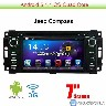Jeep Compass Android Car Radio WIFI 3G DVD Player