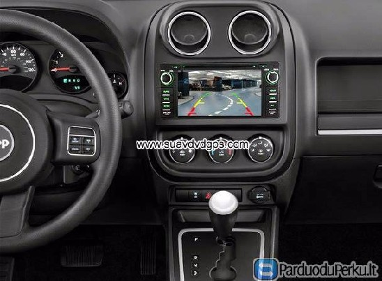 Jeep Patriot Android Car Radio WIFI 3G DVD Player