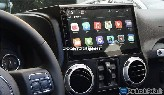 Jeep Wrangler car radio DAB+ android wifi 3G gps