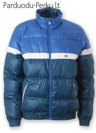 Nauja Adidas Originals Mens Winter Quilted Padded Jacket. Dy