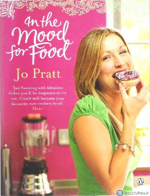 "Parduodu knyga Jo Pratt ""In the mood for food"""