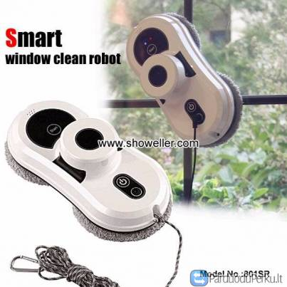 Smart window clean robot Automatic Detection Robot Windows Cleaner