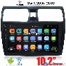 Suzuki Swift 2004-2010 Android Car Radio GPS WIFI 3G 10.2inc