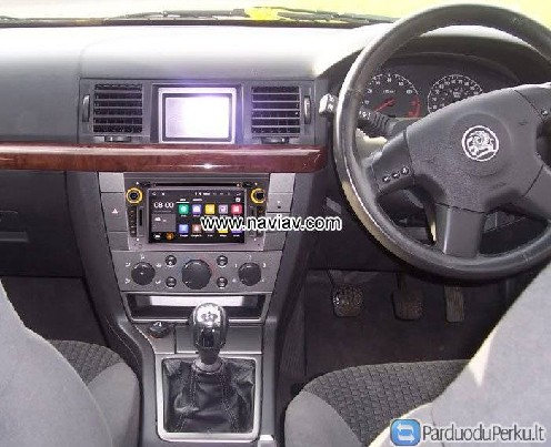 Vauxhall Omega Android 4.4 Car Radio WIFI 3G  DVD